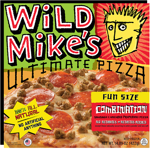 Try Our Fun Sized Pizza