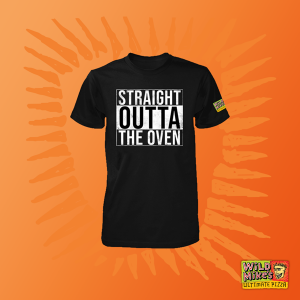 limited edition straight outta the oven shirt