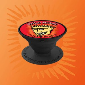 wild mikes popsocket limited edition