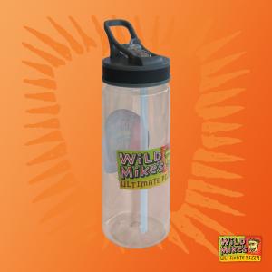 Wild Mike's water bottle